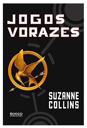 Livro Jogos Vorazes (livro 1)