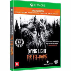 Dying Light The Following - Xbox One - Novo Mídia Fisica