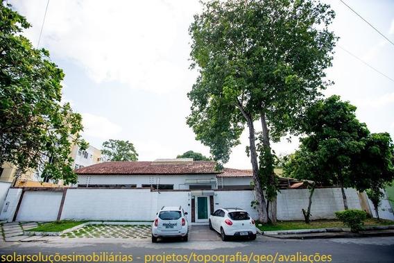 Casa 4 Quartos S/1 Suíte-exc. Local. P/ Clínicas/escritórios