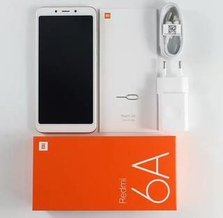 Xiaomi Redmi 6a Quadcore 2gb+16gb
