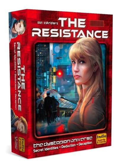 Juego De Mesa The Resistence