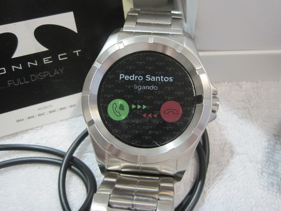 Technos Connect , Com Acesso Digital ,relógio Novo Na Caixa