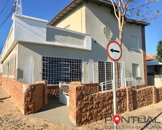 Casa Comercial Para Locação No Centro De Marília Sp - Ca00873 - 34215411