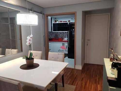 Apartamento Com 2 Dormitórios À Venda, 70 M² Por R$ 690.000,00 - Jardim Da Saúde - São Paulo/sp - Ap1434