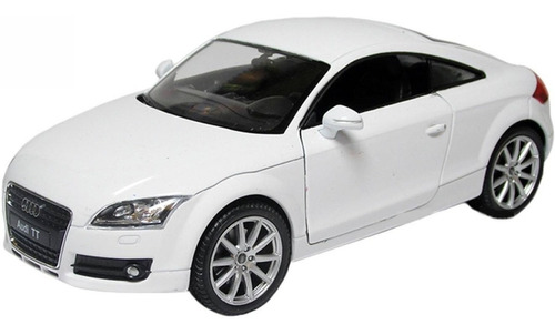 Auto Audi Tt Coupe 2008 Welly Replica Original 1:24 St