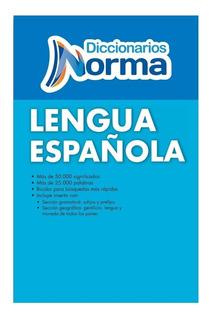 Diccionario Lengua Española Norma