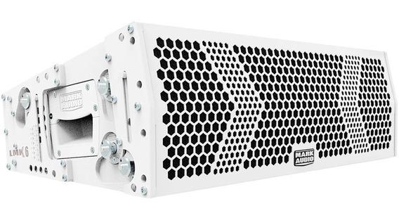 Caixa Line Array Ativo Lmk6 Fal 6 Pol 765w - Mark Audio