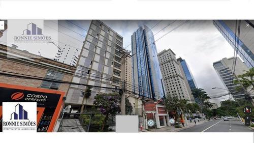 Imagem 1 de 2 de Apartamento Residencial, Itaim Bibi, Para Alugar, 130 M², 1 Suíte, 2 Dormitórios, 1 Vaga Na Garagem - Ap1101