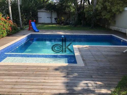 Venda-casa-barra Da Tijuca- Condomínio Núcleo Das Mansões- Zona Oeste- Rj - 5090