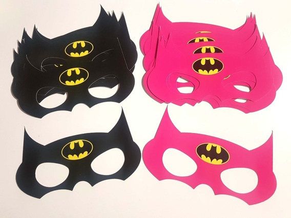 10 Antifaces Máscara Batman Capitan América Superheroes