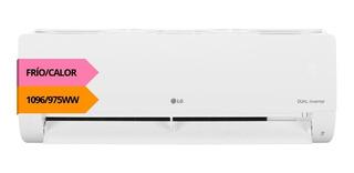 Aire Acondicionado LG Dual Cool Inverter 3500w Frio Calor