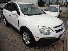 Chevrolet Captiva Sport 2.4 Sfi Ecotec Fwd 16v 2013 Branco