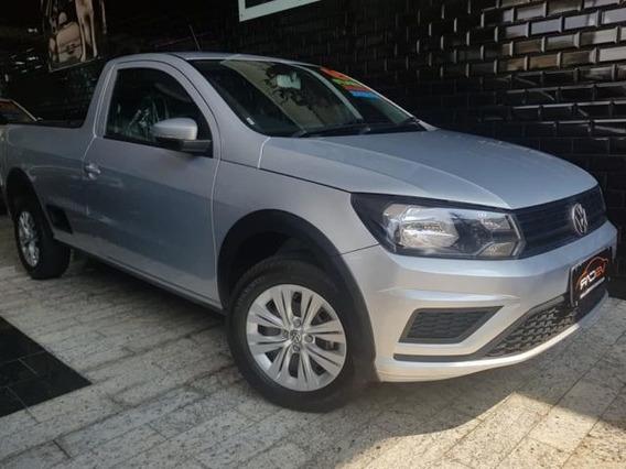 Volkswagen Saveiro Trendline Cs 1.6 Msi Total Flex, Qor0299