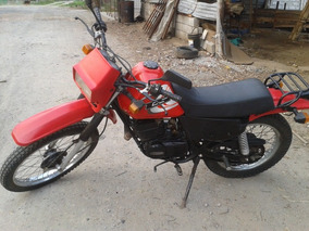 Flamante Moto Suzuki Ts 185