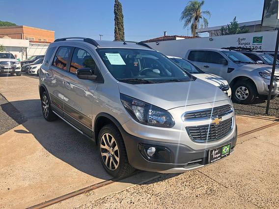 Chevrolet Spin Activ 1.8 (flex) (aut) 2016