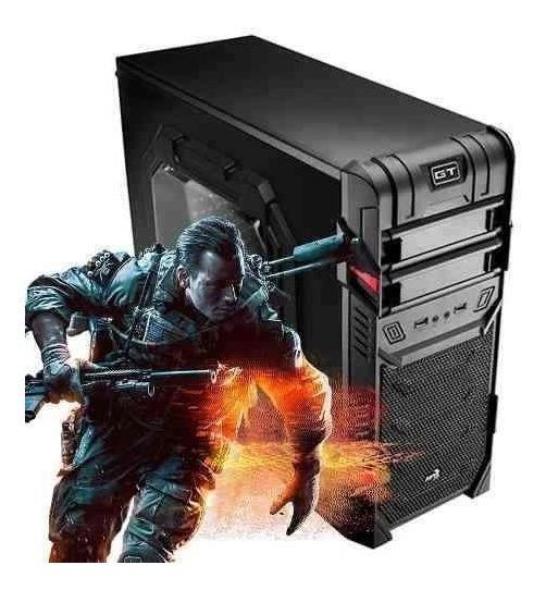 Cpu Gamer Amd A4 6300 / 4gb / 500gb / Hd 7480 2gb