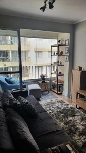 Imagem 1 de 15 de Apartamento Para Venda, 2 Dormitório(s) - 1705