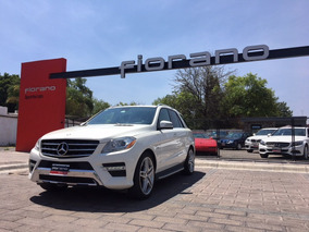 Mercedes-benz Clase M 4.7 Ml 500 Cgi Biturbo Mt