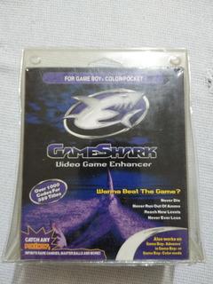 Gameshark Para Gb Color Y Pocket *nuevo*
