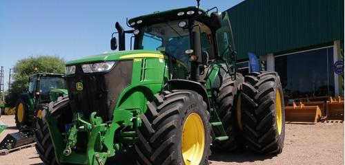 Tractor John Deere 7280r Importado Usado Impecable