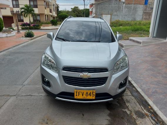 Chevrolet Tracker Lt - Cojinería Cuero