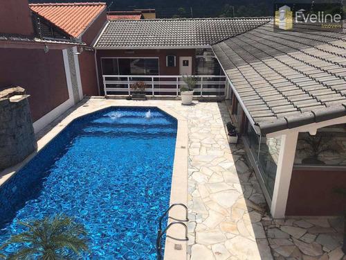 Casa Com 3 Dorms, Vila Suissa, Mogi Das Cruzes - R$ 980 Mil, Cod: 1253 - V1253