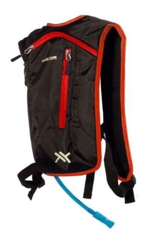Bolsa Hidratação Vermelha+bolsa Agua Mattos Racing