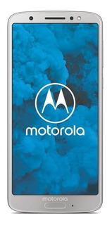 Motorola G6 Dual Sim 32 GB Plata