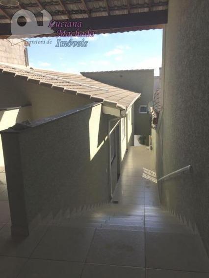 Casa Para Venda Em Atibaia, Jardim Santo Antônio, 2 Dormitórios, 1 Suíte, 1 Banheiro, 2 Vagas - Ca00373