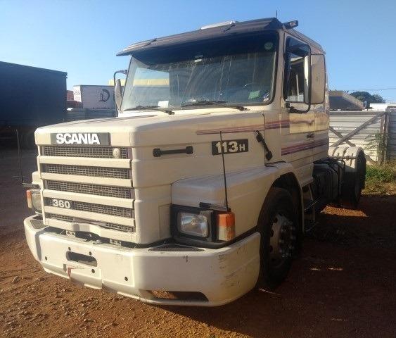 Scania 113 - Toco !! R$ 60.000,00 !!