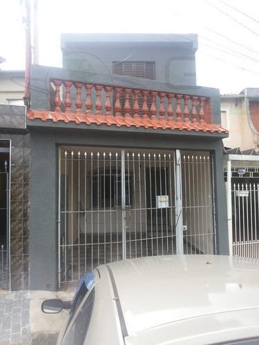 Casa Sobrado Em Parque Fongaro  -  São Paulo - 3147