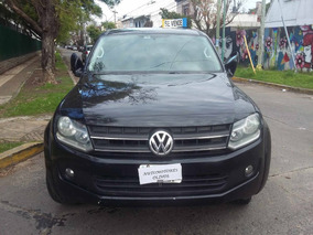 Volkswagen Amarok 2.0tdi 4x4 Tredline Manual 2010
