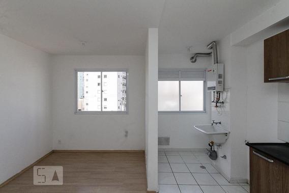 Apartamento No 3º Andar Com 2 Dormitórios E 1 Garagem - Id: 892951966 - 251966