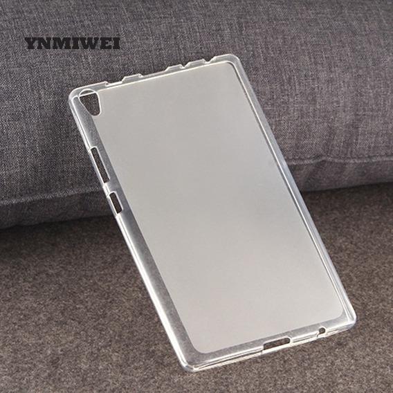 Capa Capinha Transparente Lenovo Tab 3 8 Plus