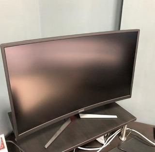 Monitor Gaming Msi Optix G27c2 27 1920x1080 1ms 144hz
