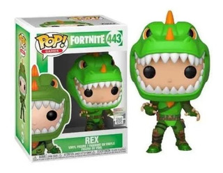 Funko Pop Fortnite Rex