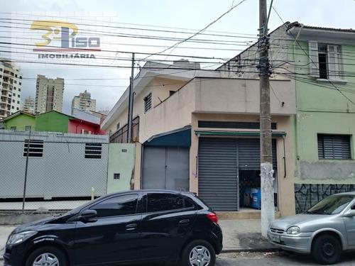 Imagem 1 de 12 de Ótimo Ponto Comercial No Tatuapé - São Paulo - 1252