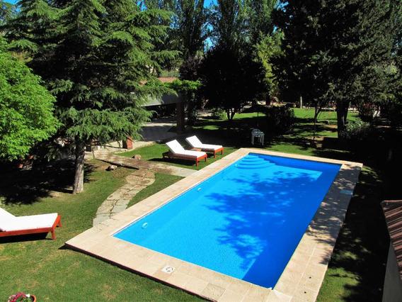 Mendoza. Casa Alquiler Temporario En Chacras De Coria.