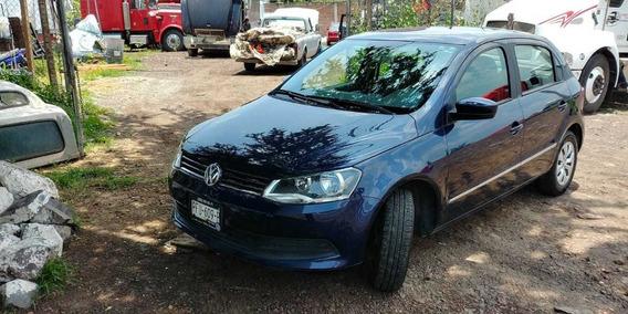 Volkswagen Gol 1.6 Cl I-motion Pe At 5 P 2016