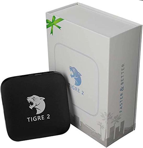 Receptor Tigre 2 4k Ultra Hd Wi-fi