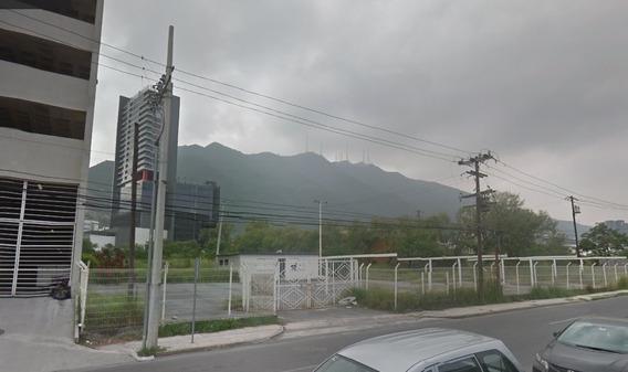 Terreno Comercial En Renta Del Paseo Residencial Sobre Avenida