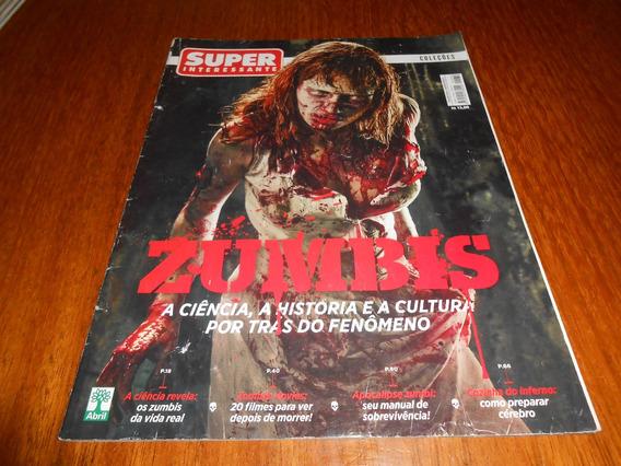 Revista Super Interessante: Zumbis.