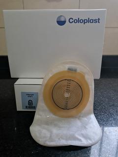 Bolsa De Colostomia Coloplast 57871 10-70 Mm