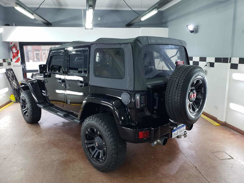 Jeep Wrangler 2011 3.8 Sport Unlimited 199cv Atx