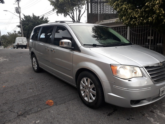 Chrysler Town & Country 2009 Limited R$ 41.500,00