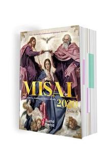 Misal Anual 2020 + Libro De Oraciones