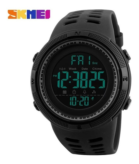 Relógio Masculino Skmei 1251 Esportivo Digital Original