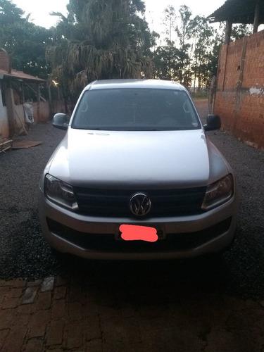 Volkswagen Amarok 2013 2.0 S Cab. Simples 4x4 2p 122 Hp