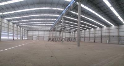 Galpao Industrial - Pastoril - Ref: 832 - L-832