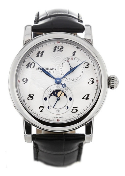 Relógio Montblanc 110642 Star Twin Moonphase Automatico